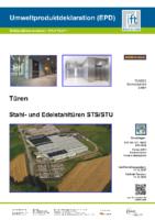 Stahl- & Edelstahltüren